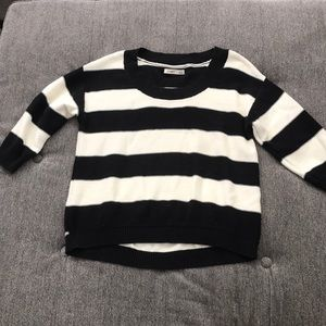 Old Navy Stripe Sweater!